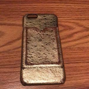 J. Crew IPhone wallet case
